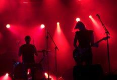 Το Raveonettes Στοκ εικόνα με δικαίωμα ελεύθερης χρήσης