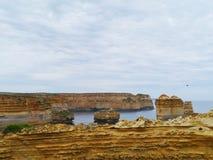 Το razorback του φαραγγιού Ard λιμνών Στοκ Εικόνα