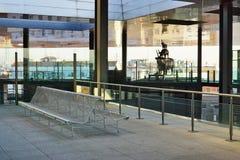 Το Reina Museo μουσείο της Sofia στη Μαδρίτη Στοκ Εικόνες