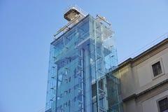 Το Reina Museo μουσείο της Sofia στη Μαδρίτη Στοκ φωτογραφίες με δικαίωμα ελεύθερης χρήσης
