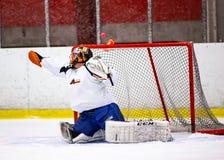 Το Rinkball είναι ένας αθλητισμός παρόμοιος με το χόκεϋ πάγου - ΚΥΡΙΟ ΆΡΘΡΟ στοκ εικόνα με δικαίωμα ελεύθερης χρήσης