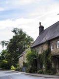 Το Ripley είναι ένα χωριό και μια αστική κοινότητα στο βόρειο Γιορκσάιρ στην Αγγλία, μερικά μίλια βόρεια Harrogate Ένα κάστρο που Στοκ Εικόνα
