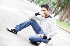 Saliya sathyajith Στοκ Εικόνες