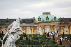 Sanssouci Στοκ Εικόνα