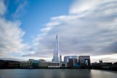 Το Shard στο Λονδίνο Στοκ Φωτογραφίες