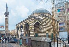 Το Sheikh μουσουλμανικό τέμενος Muhtar Στοκ εικόνες με δικαίωμα ελεύθερης χρήσης