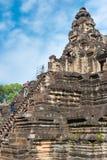 Το Siem συγκεντρώνει, Καμπότζη - 10 Δεκεμβρίου 2016: Ναός Baphuon σε Angkor Thom Στοκ φωτογραφίες με δικαίωμα ελεύθερης χρήσης