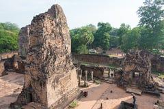 Το Siem συγκεντρώνει, Καμπότζη - 11 Δεκεμβρίου 2016: Προ Rup σε Angkor ένα διάσημο χ Στοκ εικόνες με δικαίωμα ελεύθερης χρήσης