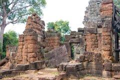 Το Siem συγκεντρώνει, Καμπότζη - 13 Δεκεμβρίου 2016: Prasat Prei σε Angkor ένα famo Στοκ φωτογραφία με δικαίωμα ελεύθερης χρήσης