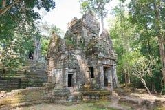 Το Siem συγκεντρώνει, Καμπότζη - 10 Δεκεμβρίου 2016: Preah Palilay σε Angkor Thom Στοκ εικόνα με δικαίωμα ελεύθερης χρήσης