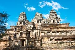 Το Siem συγκεντρώνει, Καμπότζη - 30 Νοεμβρίου 2016: Ναός TA Keo σε Angkor ένα FA Στοκ φωτογραφίες με δικαίωμα ελεύθερης χρήσης