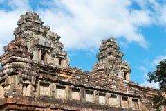 Το Siem συγκεντρώνει, Καμπότζη - 30 Νοεμβρίου 2016: Ναός TA Keo σε Angkor ένα FA Στοκ Φωτογραφίες