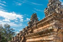 Το Siem συγκεντρώνει, Καμπότζη - 30 Νοεμβρίου 2016: Ναός TA Keo σε Angkor ένα FA Στοκ εικόνα με δικαίωμα ελεύθερης χρήσης