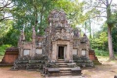 Το Siem συγκεντρώνει, Καμπότζη - 30 Νοεμβρίου 2016: Το Chau λέει Tevoda σε Angkor Α Στοκ εικόνες με δικαίωμα ελεύθερης χρήσης