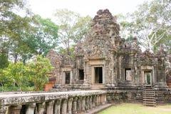 Το Siem συγκεντρώνει, Καμπότζη - 30 Νοεμβρίου 2016: Το Chau λέει Tevoda σε Angkor Α Στοκ Εικόνες
