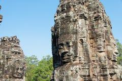 Το Siem συγκεντρώνει, Καμπότζη - 3 Φεβρουαρίου 2015: Angkor Thom διάσημος ένας ιστορικός Στοκ Εικόνα