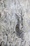 Το Siem συγκεντρώνει την αρχαία γλυπτική πετρών χορευτών apsara Angkor Wat Στοκ Εικόνες