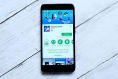 Το Smule είναι ένας αμερικανικός κινητός app υπεύθυνος για την ανάπτυξη με κεντρικά γραφεία στο Σαν Φρανσίσκο Στοκ εικόνες με δικαίωμα ελεύθερης χρήσης