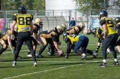 Το Spartans αρχίζει Στοκ φωτογραφία με δικαίωμα ελεύθερης χρήσης