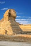 Το Sphinx στην Αίγυπτο Στοκ φωτογραφία με δικαίωμα ελεύθερης χρήσης