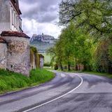 Το Spis Castle στοκ φωτογραφίες με δικαίωμα ελεύθερης χρήσης