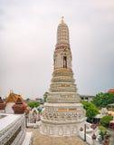 Το Stupa με το χρωματισμένο faience, Wat Arun Στοκ Φωτογραφίες