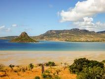 Το sugarloaf του κόλπου Diego Suarez, βόρεια Μαδαγασκάρη Antsiranana Στοκ φωτογραφίες με δικαίωμα ελεύθερης χρήσης