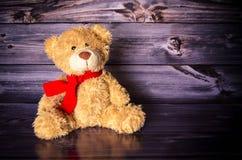 Το Teddy αντέχει τα παιχνίδια Στοκ εικόνα με δικαίωμα ελεύθερης χρήσης