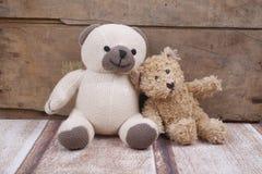 Το Teddy αντέχει χαλαρώνει στοκ φωτογραφία με δικαίωμα ελεύθερης χρήσης