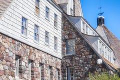 Το Timberline κατοικεί στην ΑΜ Κουκούλα στο Όρεγκον Στοκ φωτογραφίες με δικαίωμα ελεύθερης χρήσης