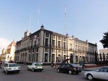 Το Toluca ή Toluca de Lerdo είναι η πρωτεύουσα του κράτους της Πόλης του Μεξικού στοκ φωτογραφία