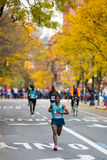 Το Tsegaye Kebede (Αιθιοπία) τρέχει τα 2013 NYC Marath στοκ φωτογραφία με δικαίωμα ελεύθερης χρήσης
