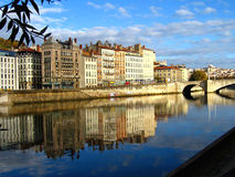 Λυών Γαλλία Στοκ εικόνες με δικαίωμα ελεύθερης χρήσης
