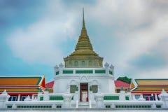 Το Wat Kaliyamit είναι ορόσημο στην Ταϊλάνδη Στοκ φωτογραφία με δικαίωμα ελεύθερης χρήσης