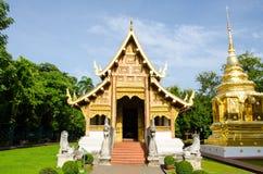 Το Wat Phra τραγουδά Στοκ Φωτογραφία