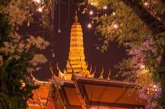 Το Watprakeaw στη Μπανγκόκ. στοκ εικόνες