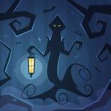 Το Wraith Στοκ εικόνα με δικαίωμα ελεύθερης χρήσης