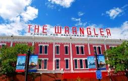 Το Wrangler Στοκ εικόνα με δικαίωμα ελεύθερης χρήσης
