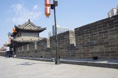 Το Xi'an Circumvallation Στοκ εικόνα με δικαίωμα ελεύθερης χρήσης