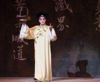 """Το Xu Xian αγοράζει το λαχανικό-δεύτερο πράξη-Kunqu Opera""""Madame άσπρο Snake† Στοκ Εικόνα"""
