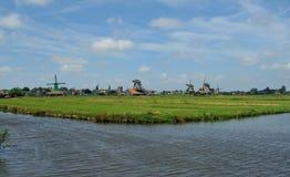 Το Zaanse Schans στοκ φωτογραφία
