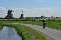 Το Zaanse Schans στοκ φωτογραφία με δικαίωμα ελεύθερης χρήσης