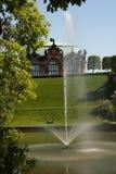 Το Zwinger στη Δρέσδη, Σαξωνία στοκ εικόνες