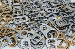 Τράβηγμα δαχτυλιδιών Στοκ φωτογραφία με δικαίωμα ελεύθερης χρήσης