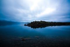 Τράπεζα βράχου στο λιμάνι του Όρεγκον Στοκ Εικόνες