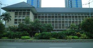 Τράπεζα Ινδονησία στοκ φωτογραφίες με δικαίωμα ελεύθερης χρήσης