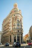 Τράπεζα της Βαλένθια, Βαλένθια, Ισπανία Στοκ Φωτογραφία