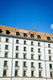Τράπεζα της HSBC Στοκ Φωτογραφίες