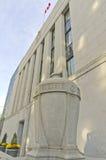 Τράπεζα του Καναδά, Οττάβα, Καναδάς στοκ εικόνες με δικαίωμα ελεύθερης χρήσης