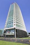 Τράπεζα του κτιρίου γραφείων του Πεκίνου, Πεκίνο, Κίνα Στοκ Εικόνες